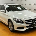 *2016*Mercedes C200d Comfort*Sunroof*Deri*Led*Bi-Xenon*Bakımlı* full