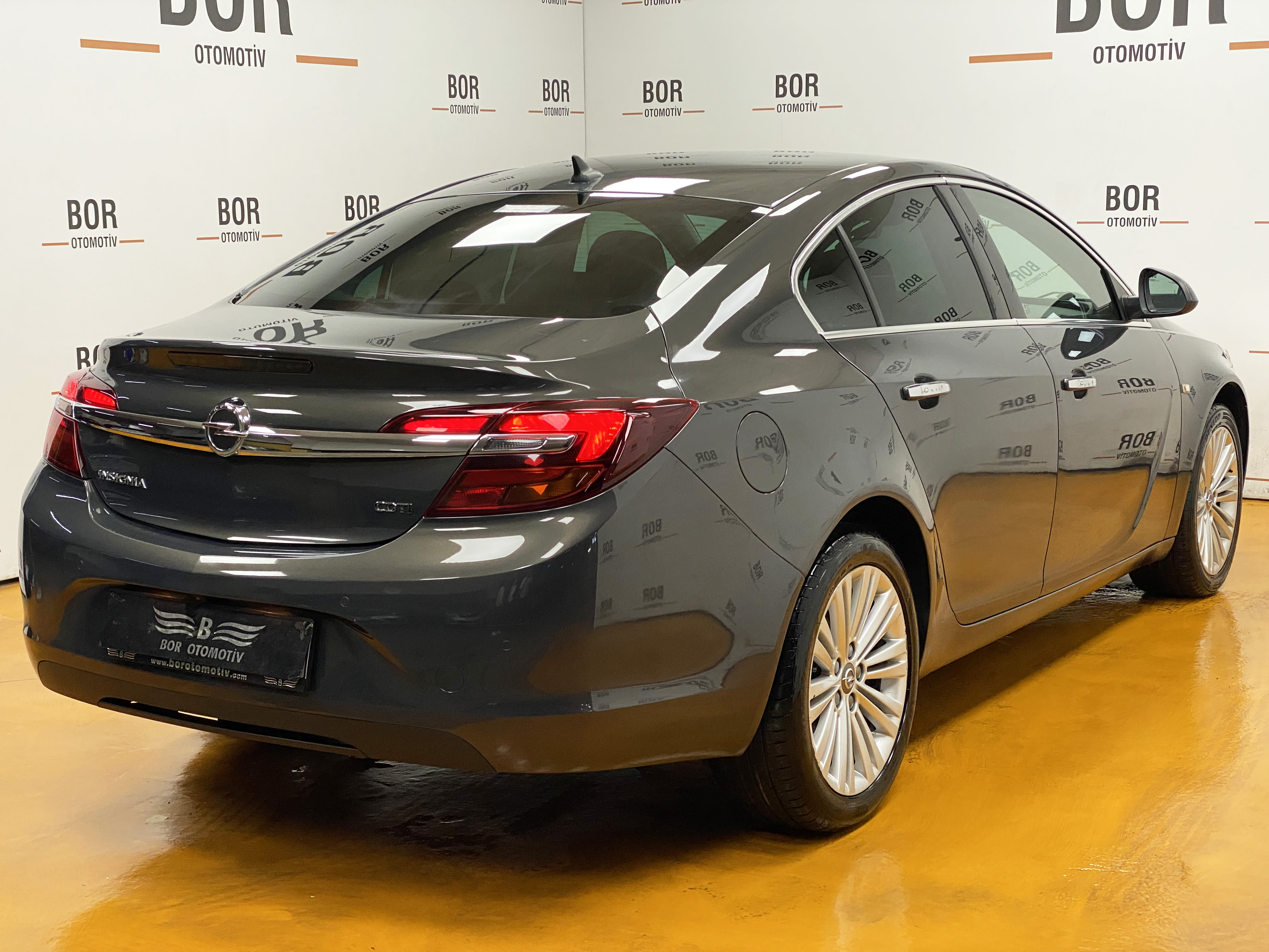 2015*Opel İnsignia*Cosmo*Hayalet*Isıtma*Led*CarPlay*Xenon*Hafıza full
